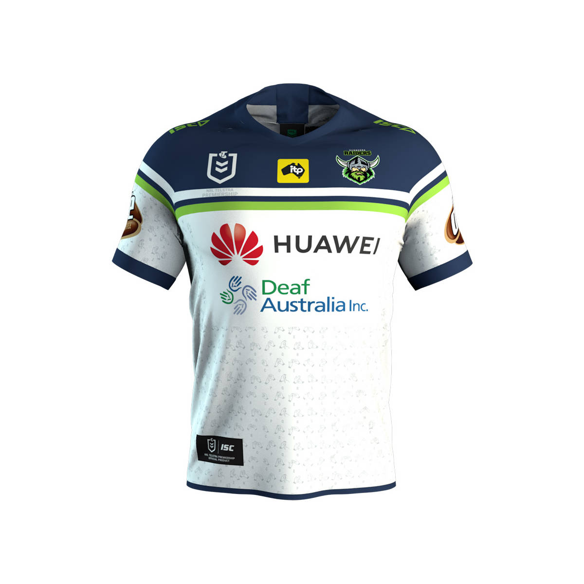 2019 Raiders Adults Huawei Charity Jersey0