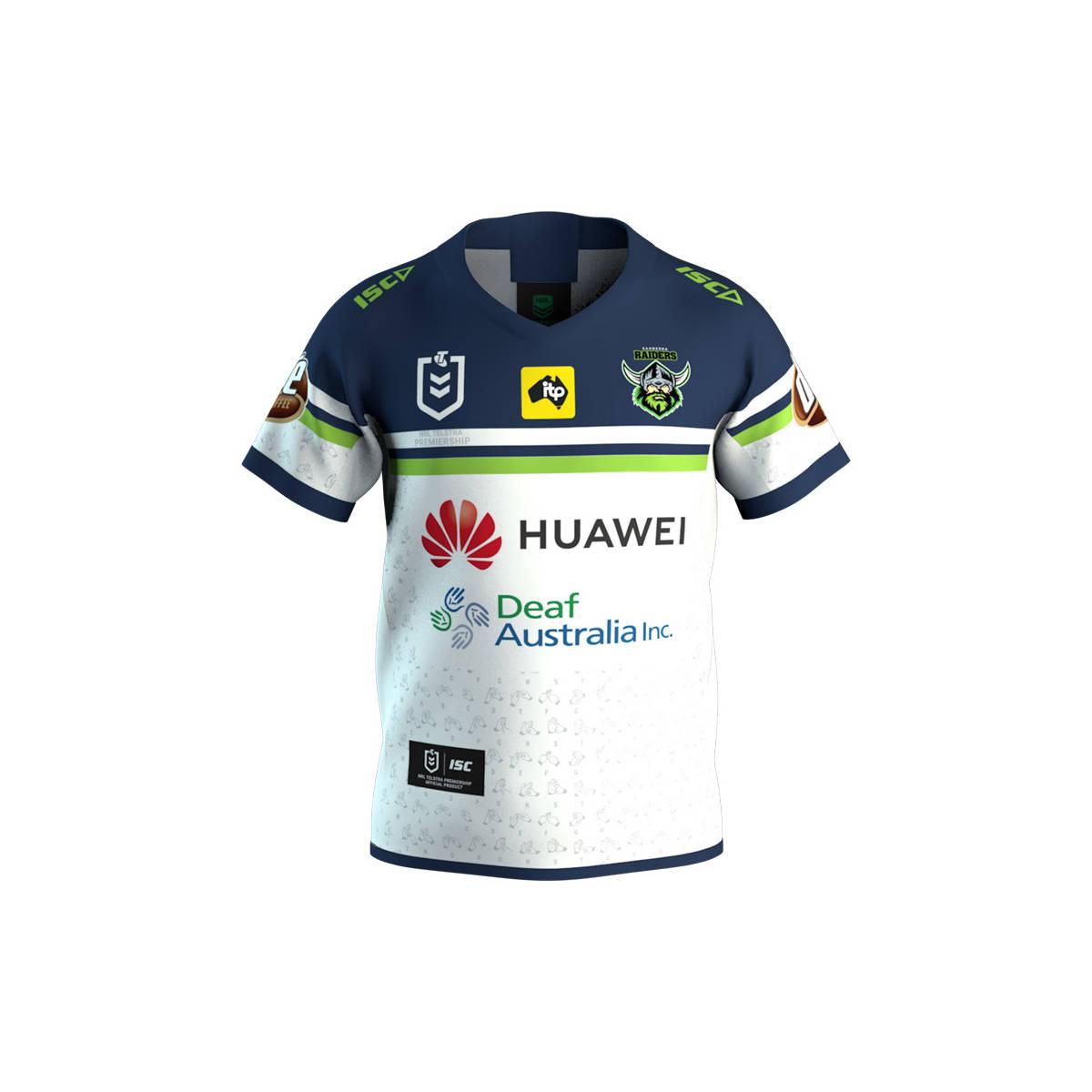 2019 Raiders Kids Huawei Charity Jersey0