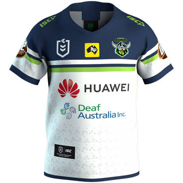 2019 Raiders Kids Huawei Charity Jersey