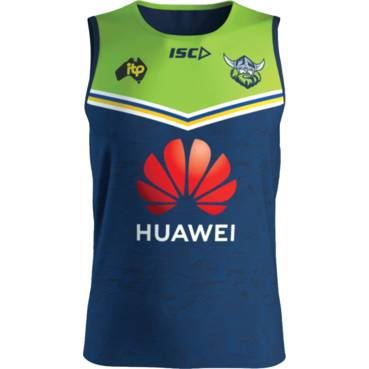 2020 Adults Training Singlet Navy