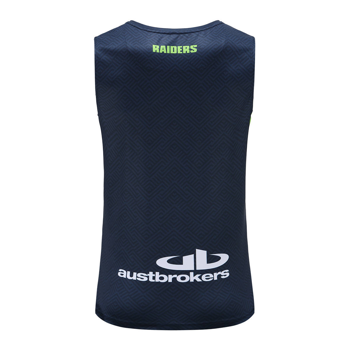2021 Adults Training Singlet Navy2