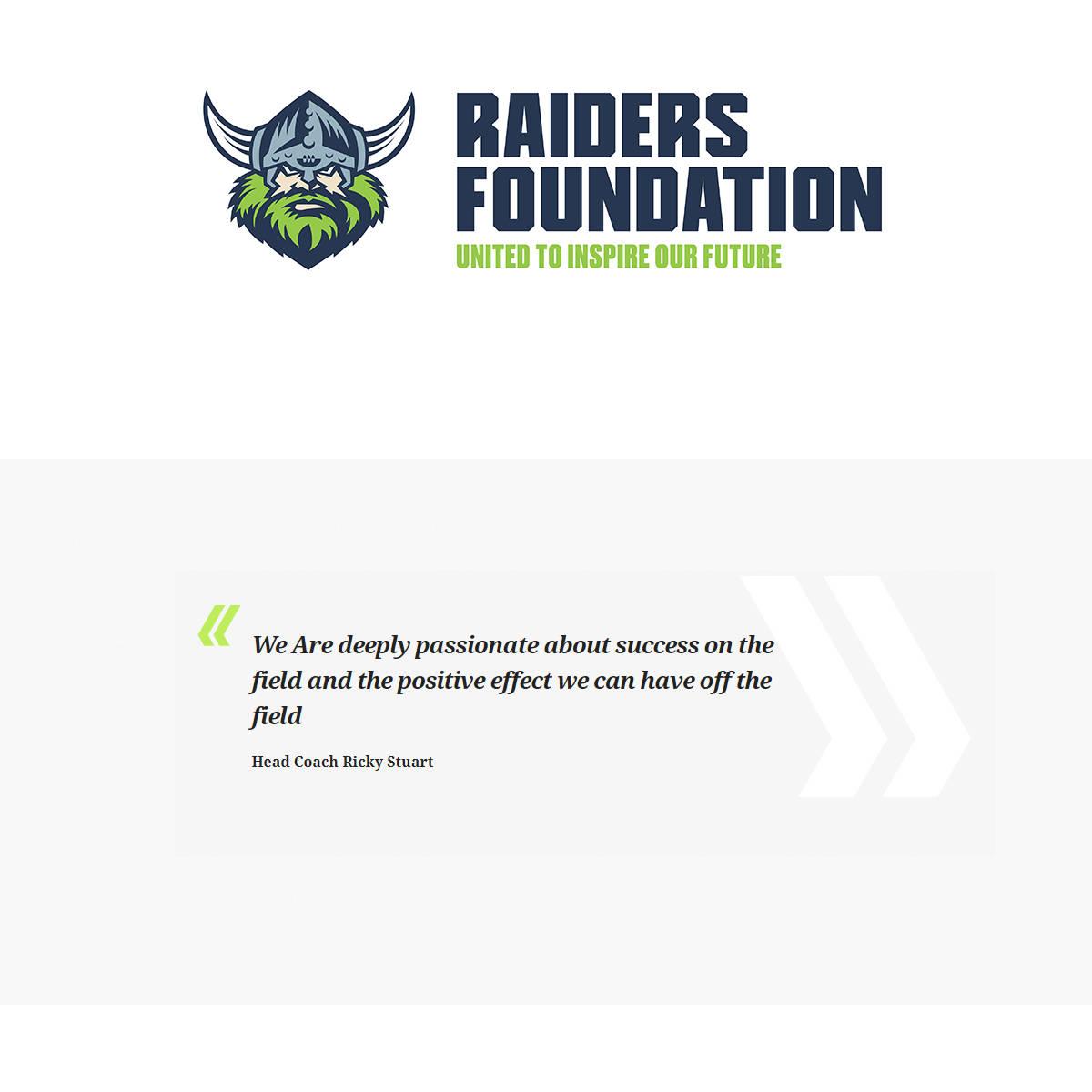 Charity Donation $50.000