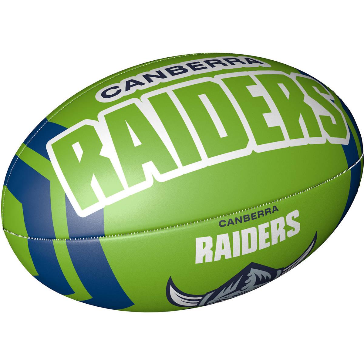 Steeden Raiders Sponge Football0