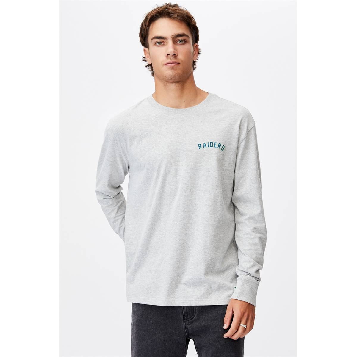 NRL MENS NUMBER LONG SLEEVE TOP0