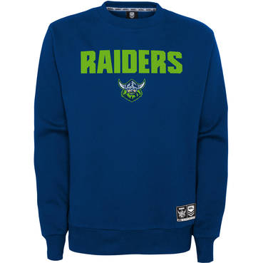 MENS NRL TEAM CREW SWEAT