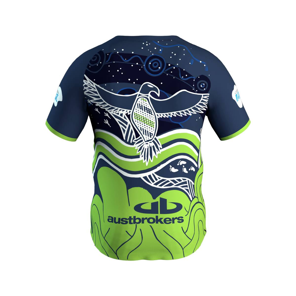2021 KIDS INDIGENOUS RUN OUT TEE2