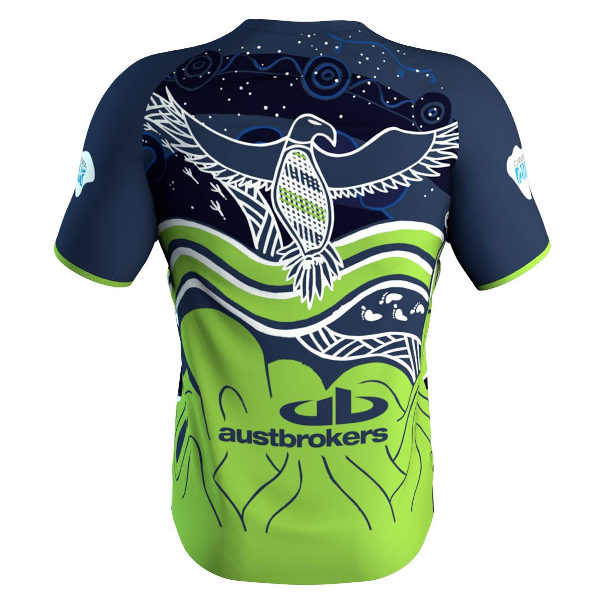 2021 Adults Indigenous Run Out Tee2
