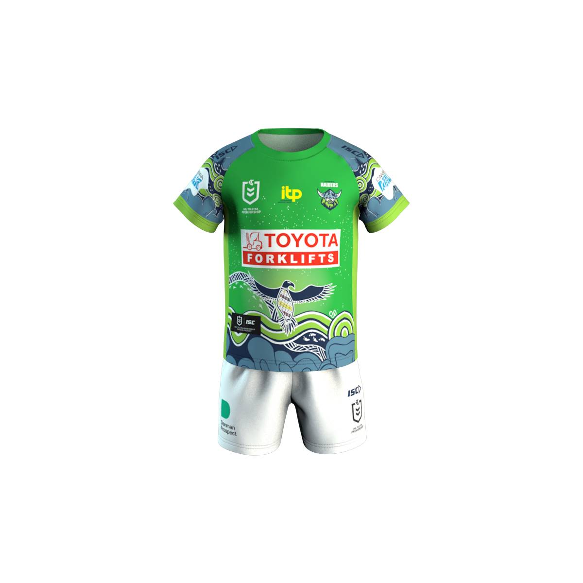 2021 TODDLERS INDIGENOUS JERSEY0