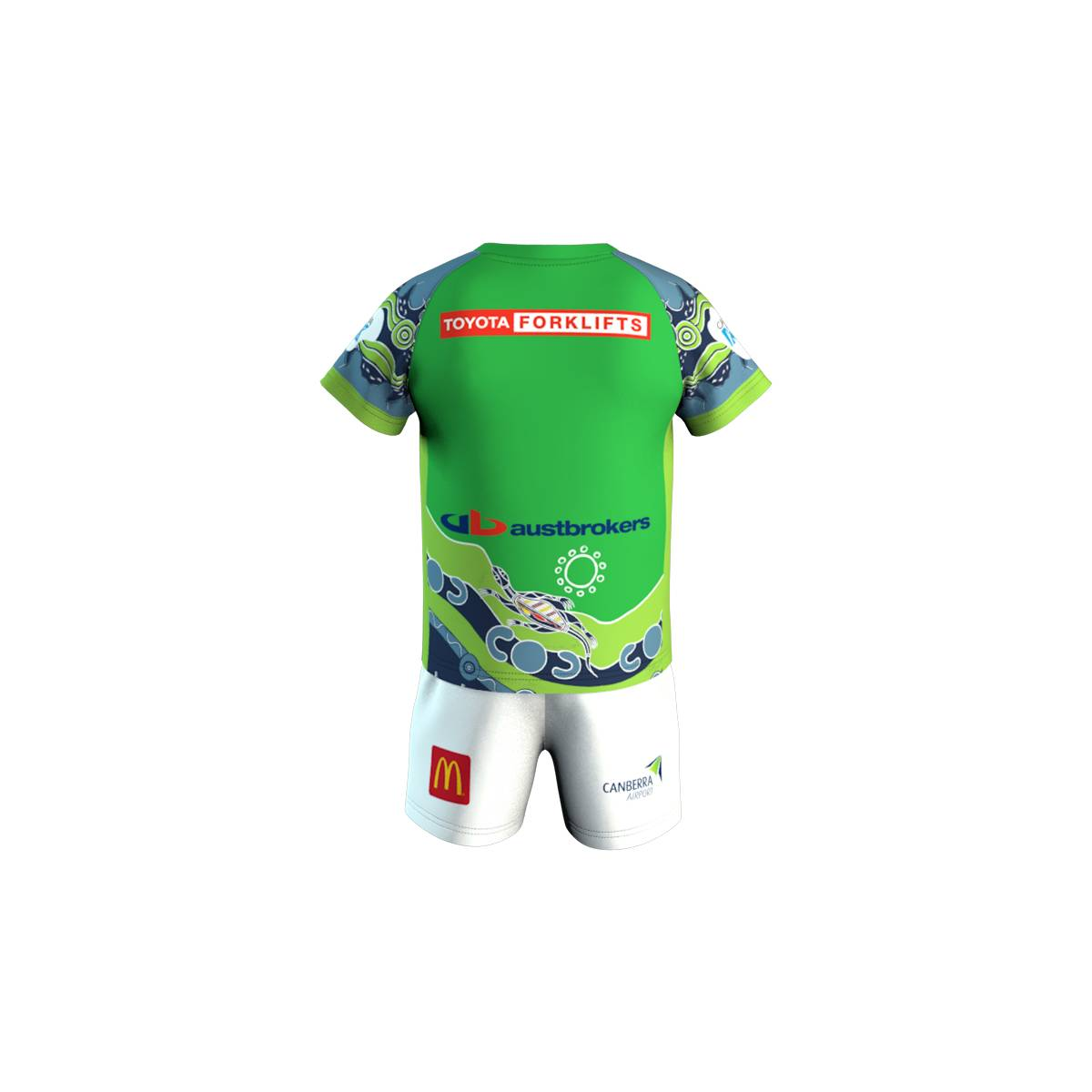 2021 TODDLERS INDIGENOUS JERSEY1