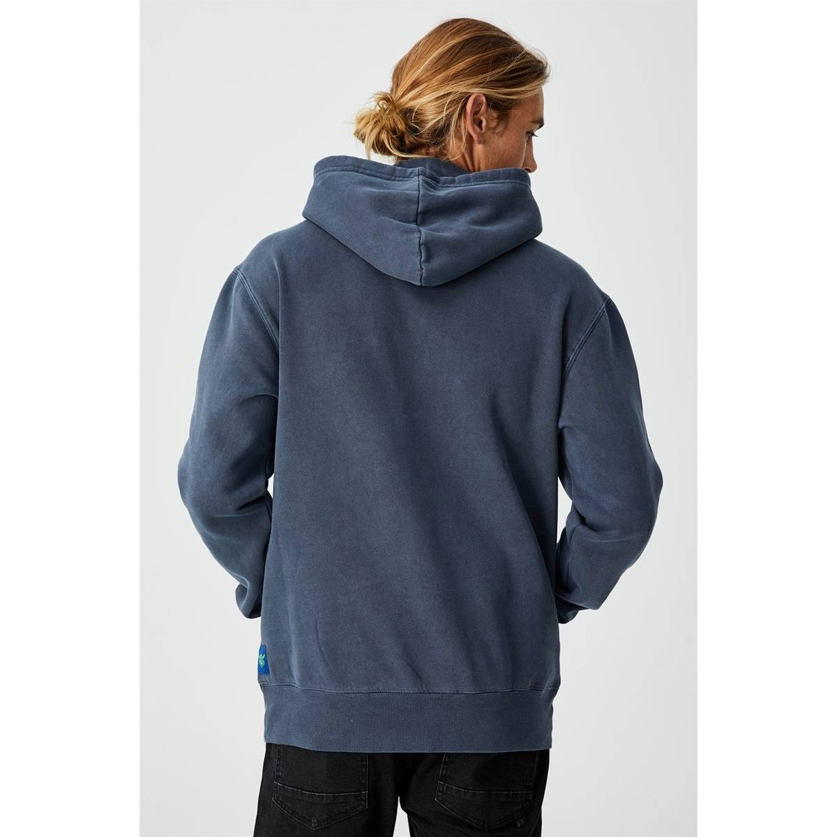 NRL Mens Chest Embroidery Hoodie2
