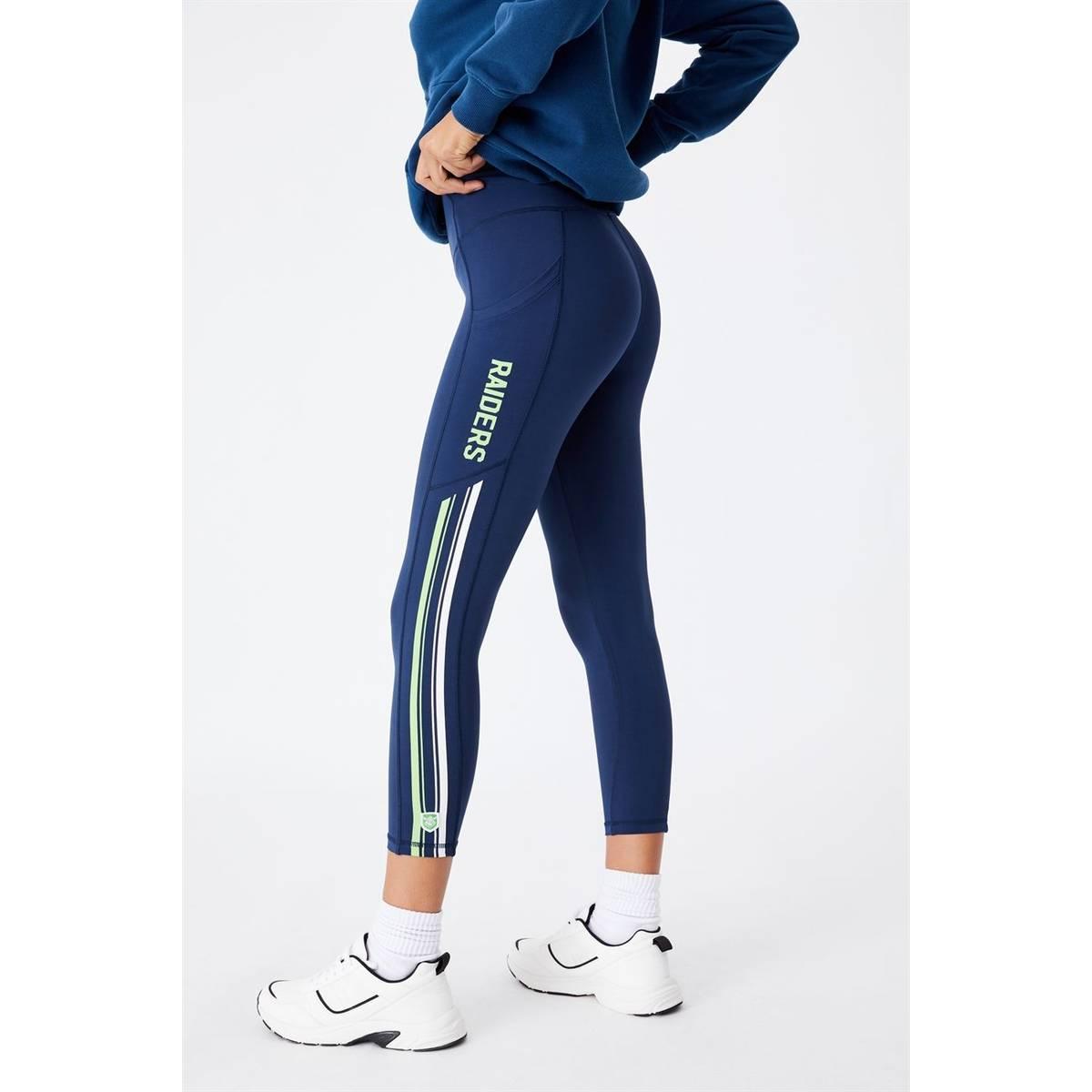 NRL Womens Pocket Tights1