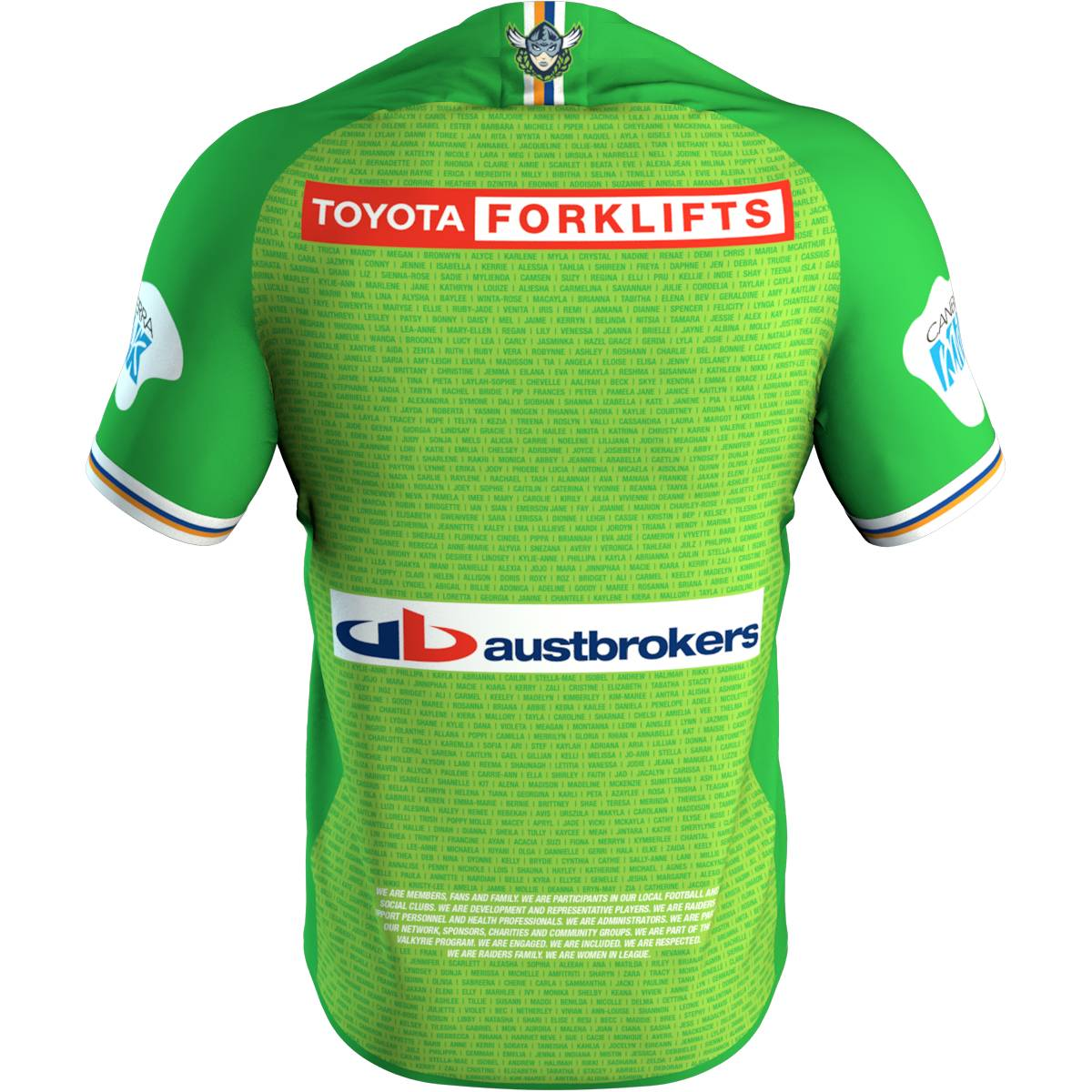 2021 Adults WIL Jersey2
