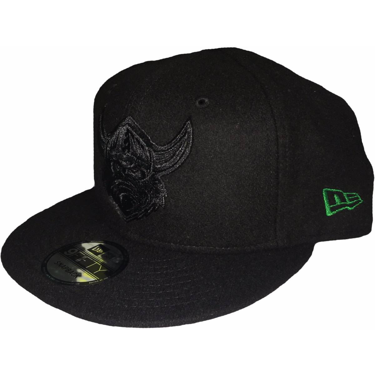 main9Fifty 'Black on Black' Cap0