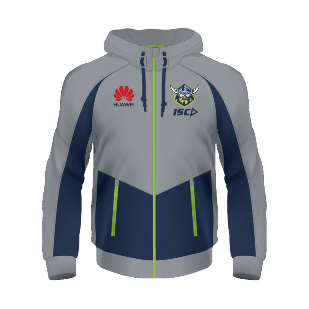 main2017 Ladies Grey Squad Hoody0
