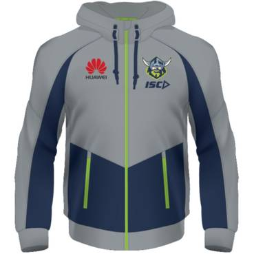 2017 Ladies Grey Squad Hoody