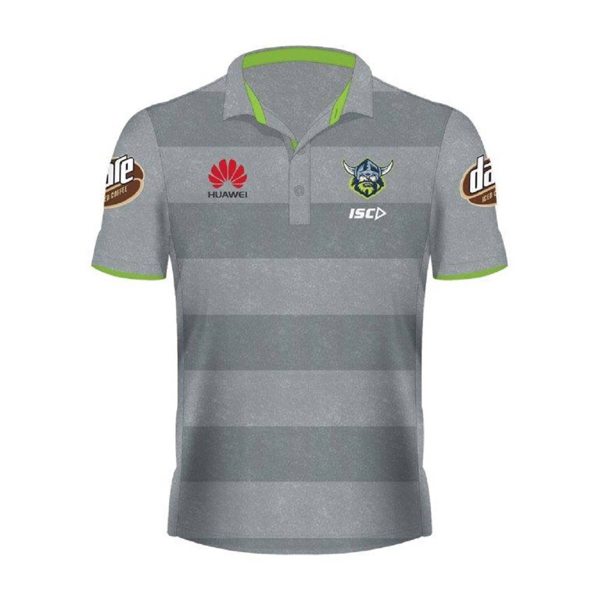 2018 Ladies Grey Polo0