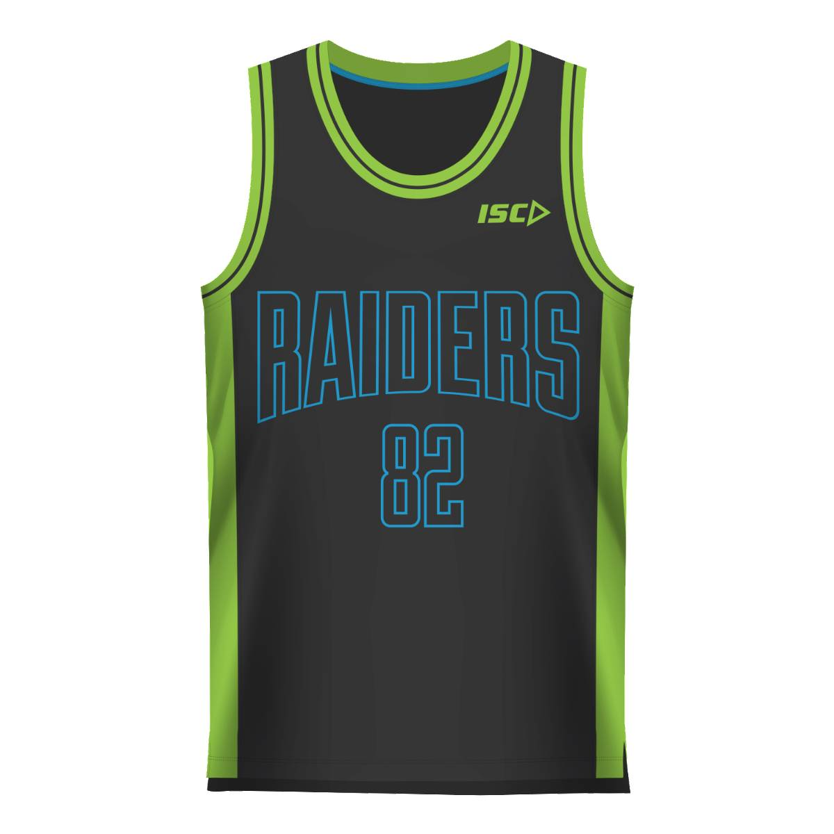 main2016 Kids Black Basketball Singlet0