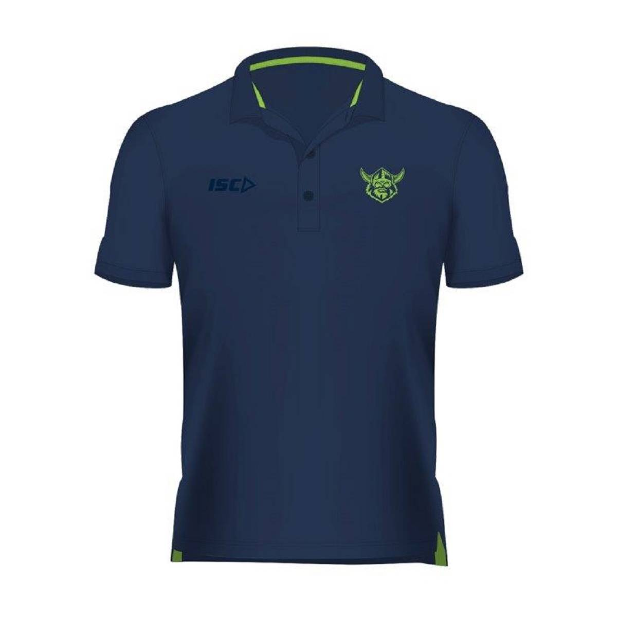 Adults Navy Cotton Polo0