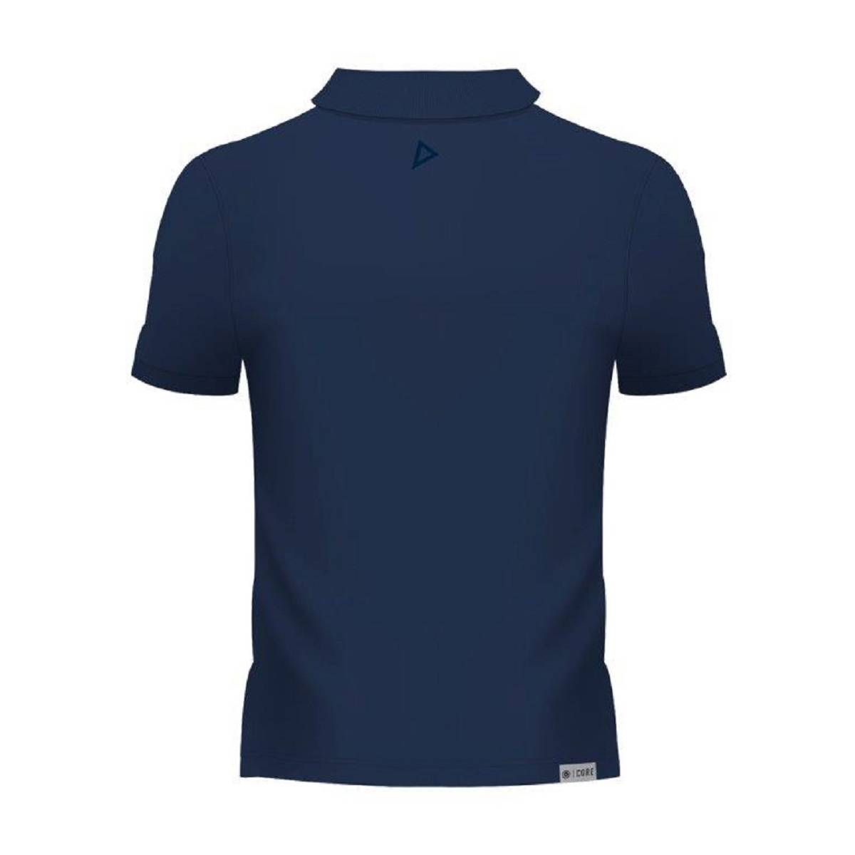 Adults Navy Cotton Polo1
