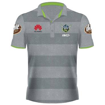 2018 Adult Grey Polo
