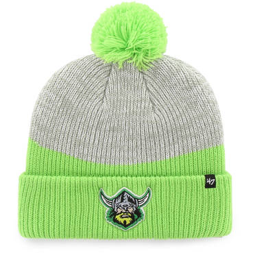 Raiders Backdrop Knit Beanie