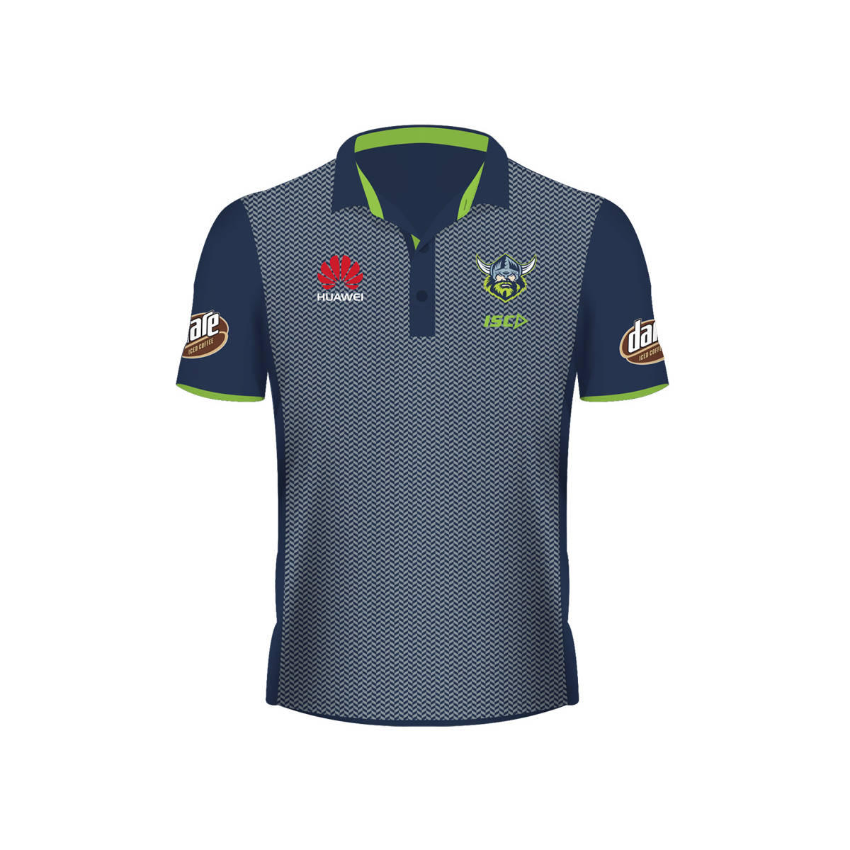 2019 Ladies Navy Media Polo0