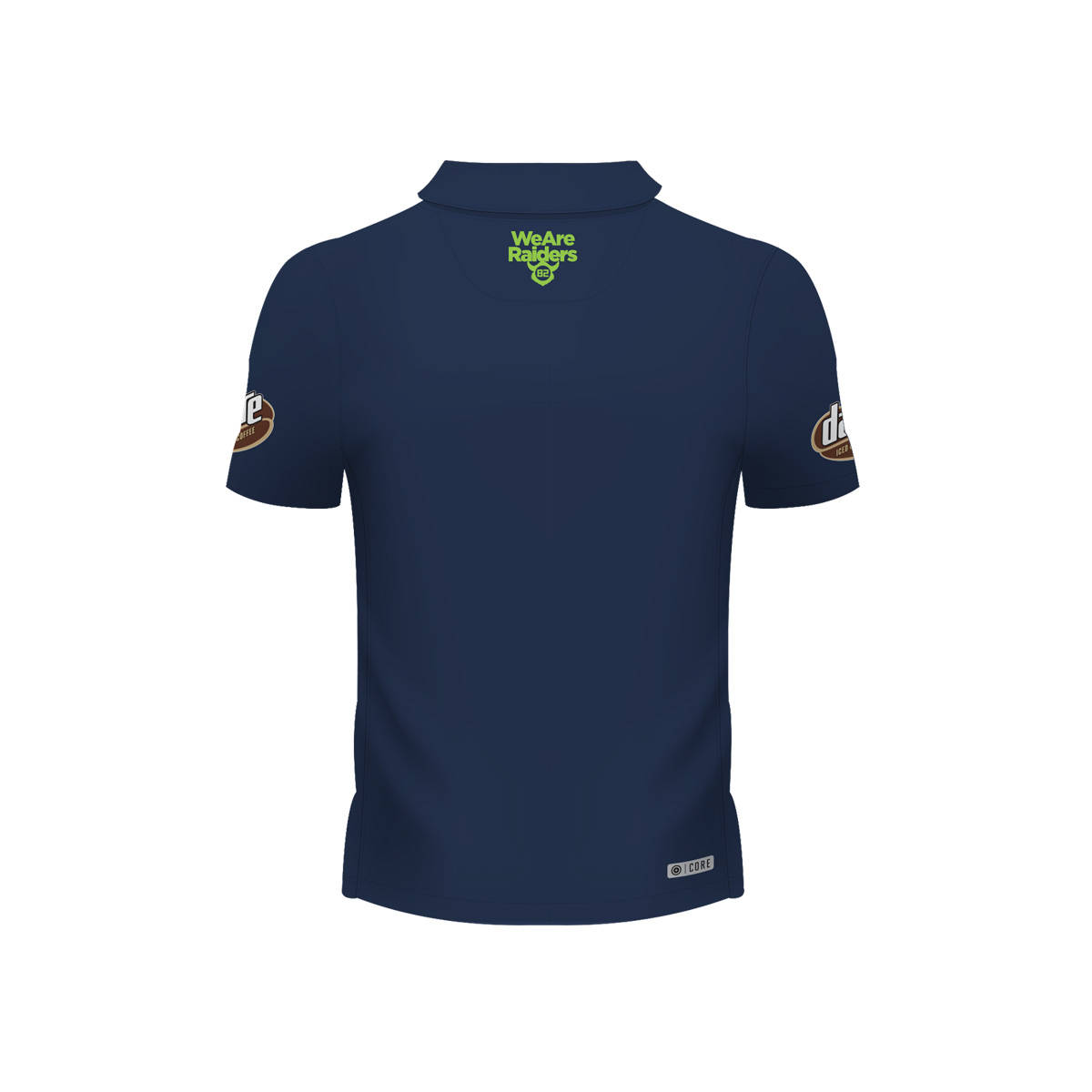 2019 Ladies Navy Media Polo1