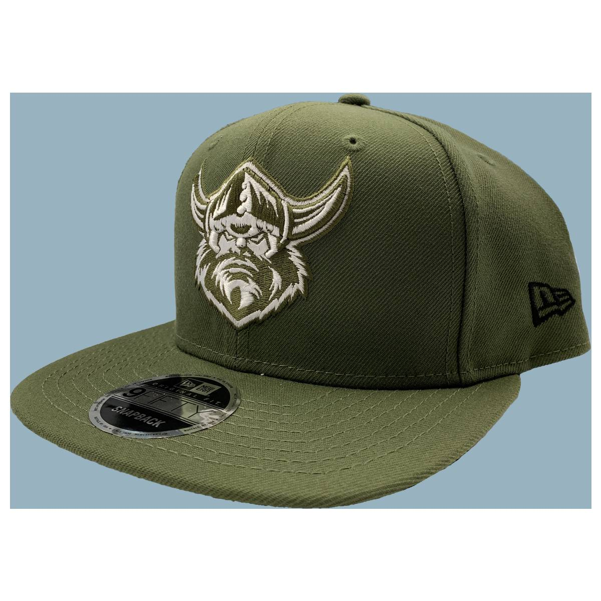9FIFTY 'New Olive' Cap1