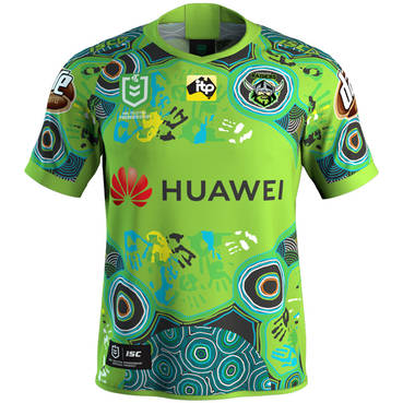 2019 Adults Raiders Indigenous Jersey